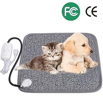 PetNewlife Almohadilla de calefacción para mascotas, impermeable, para interior y exterior, para perros