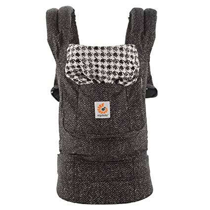 Black Twill Ergobaby Babytrage Kollektion Original 5,5-20 kg