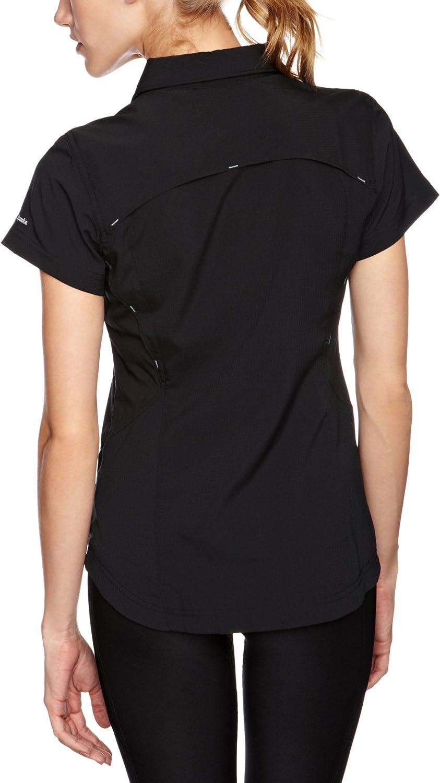 Camicia Donna Silver Ridge Short Sleeve Columbia