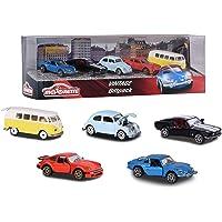 Majorette 212052013 - Set de regalo vintage, vehículos
