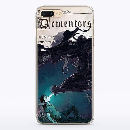 Amazon Com Dementors Expecto Patronum Harry Potter Iphone 7 8 Plus