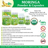 Organic Moringa Leaf Powder (16Oz -1Lb). USDA
