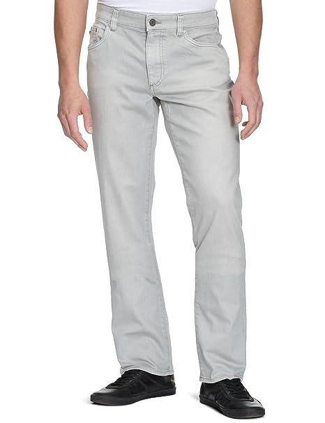 Hombre Vaqueros Klein Pantalones 33 Gris Calvin Amazon Para Claro vqIwpEcax