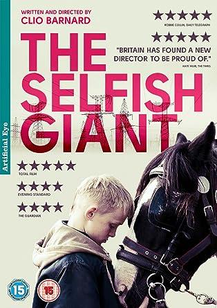 the selfish giant [dvd]: amazon.co.uk: conner chapman, shaun ... - Selfish Giant Coloring Pages