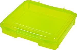 IRIS Portable Project Case, 1 Pack, Green