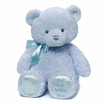 Amazon.com: Baby Gund My First - Oso de peluche, 15