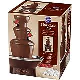 Wilton Chocolate Pro 3-Tier 4 lb Capacity Chocolate Fountain, 2104-9008