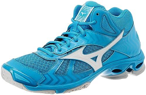 Mizuno Men s Wave Bolt 7 Md Low-Top Sneakers  Amazon.co.uk  Shoes   Bags a65cbf90f