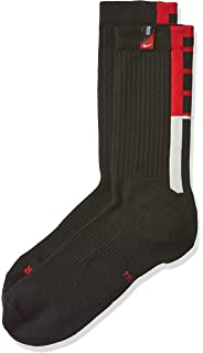 Amazon.com: Nike Men`s Kyrie Elite Versatility Crew Socks ...