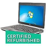 (Certified REFURBISHED) Dell Latitude E6420-i5-16 GB-500 GB 14-inch Laptop (2nd Gen Core i5/16GB/500GB/Windows 7/Integrated Graphics), Greyish Silver