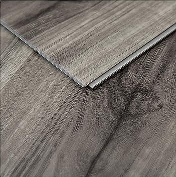 Selkirk Vinyl Plank Flooring Waterproof Click Lock Wood Grain 5 5