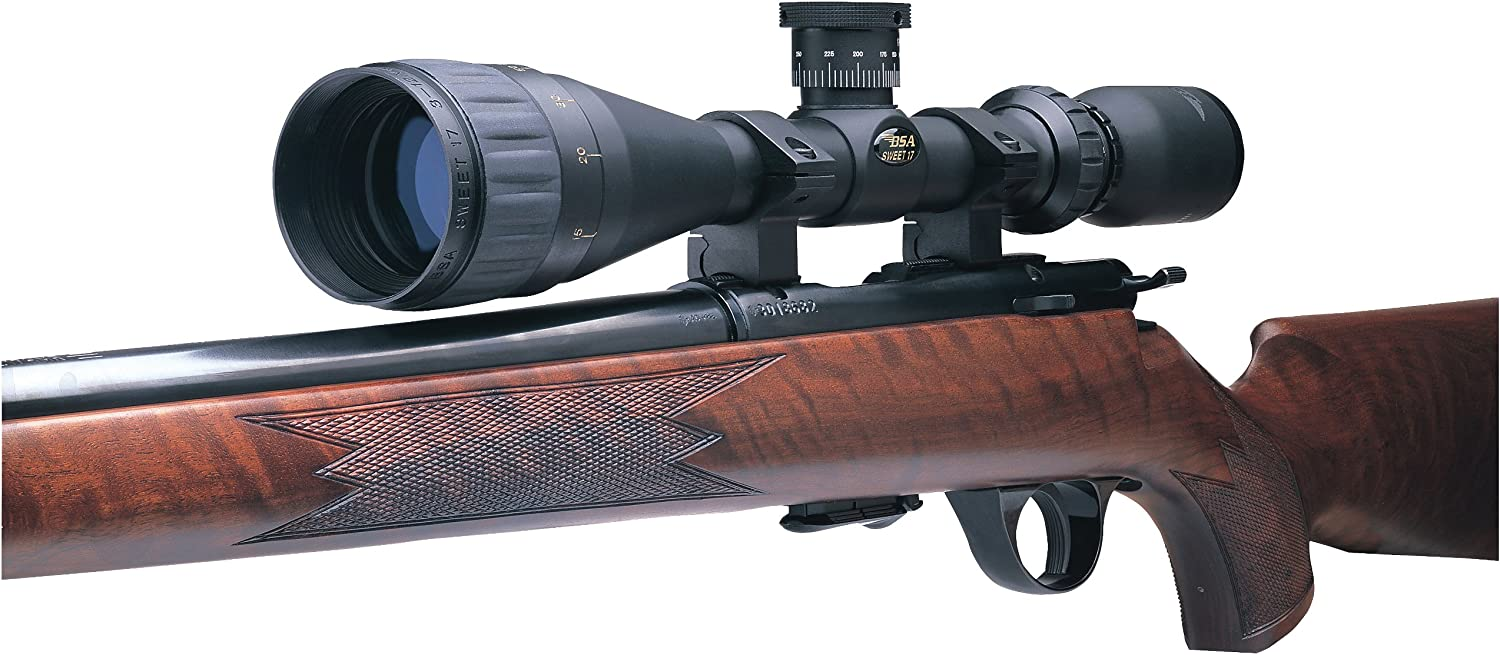 BSA 3 – 12×40 Sweet 17 Rifle Scope