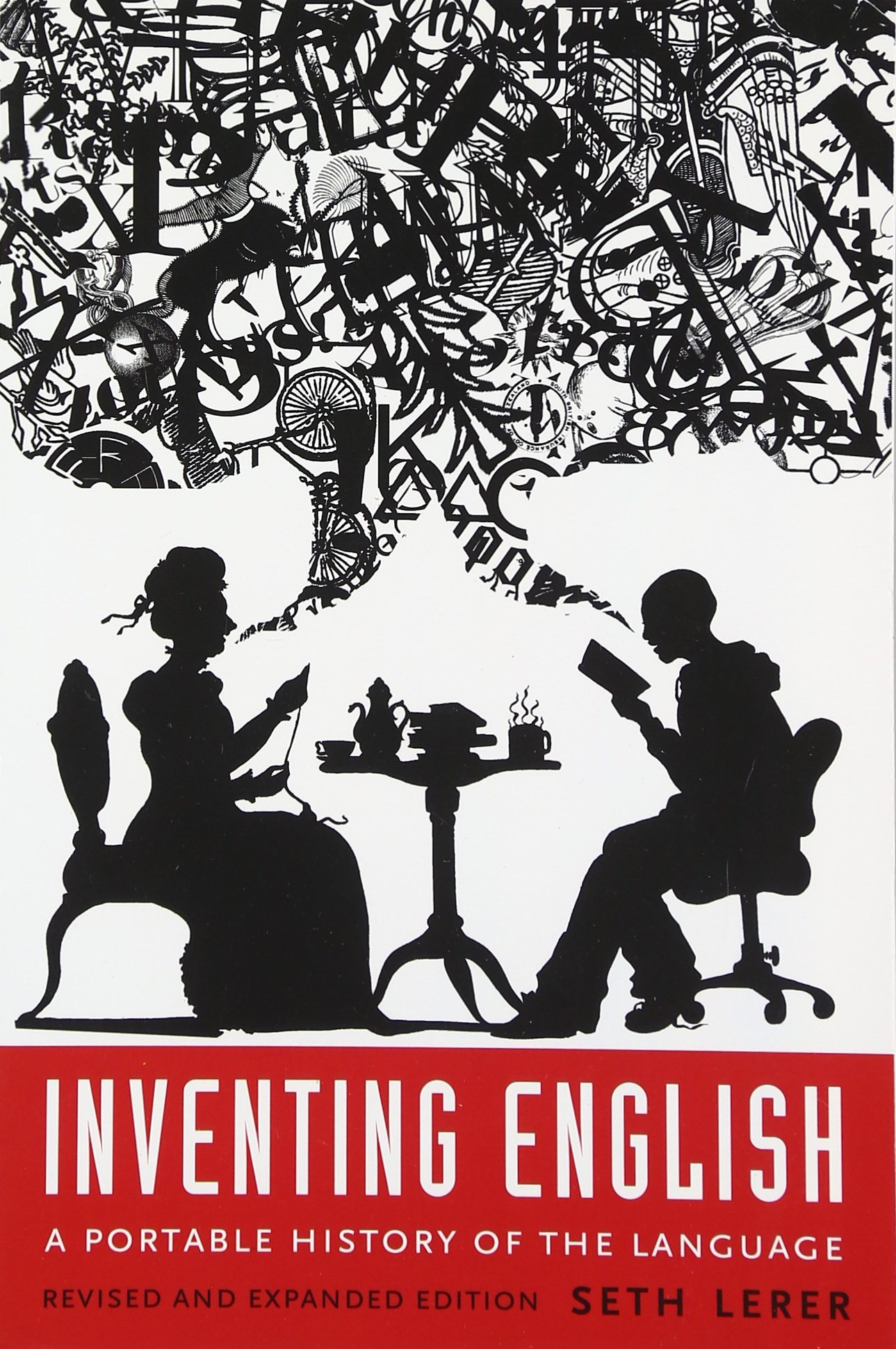 Inventing English: A Portable History of the Language by Columbia University Press