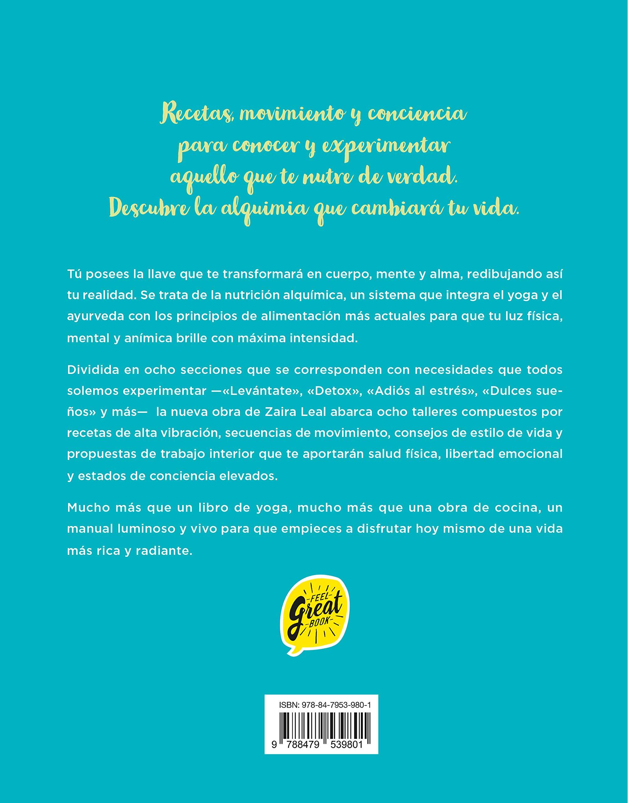 Yoga en la cocina (Spanish Edition): Zaira Leal ...