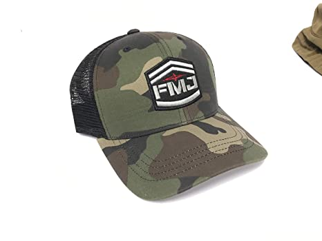 875c10475 Amazon.com: Easton FMJ Woodland Hat, Camo, One Size: Sports & Outdoors