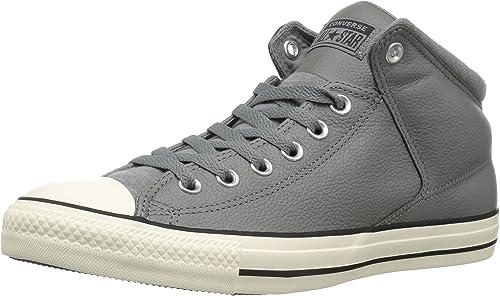 Converse CTAS Street Mid, Chaussures de Fitness Mixte Enfant
