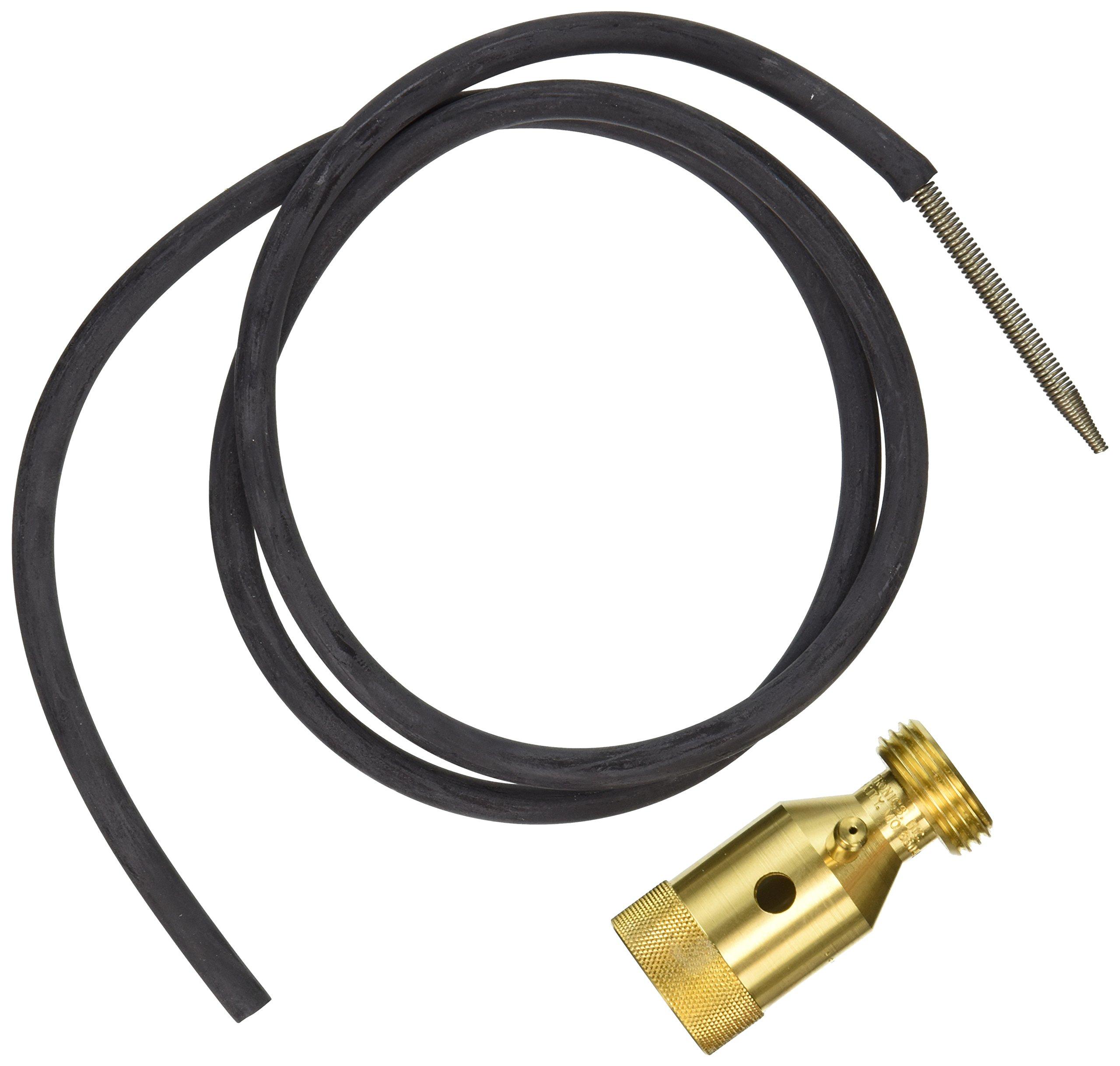Jack's Classic 70010 Hozon Brass Siphon Mixer
