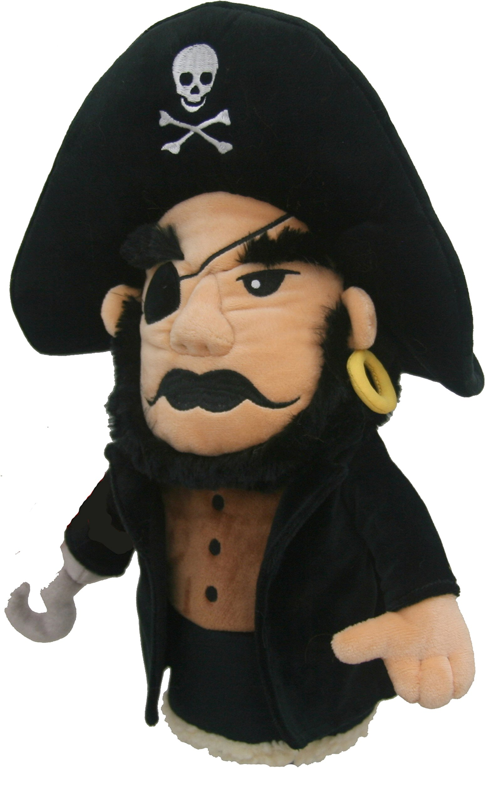 Oversized Pirate Golf Head Cover