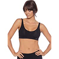 Boody Body EcoWear Women's Padded Shaper Bra - Seamless with Removable Padding