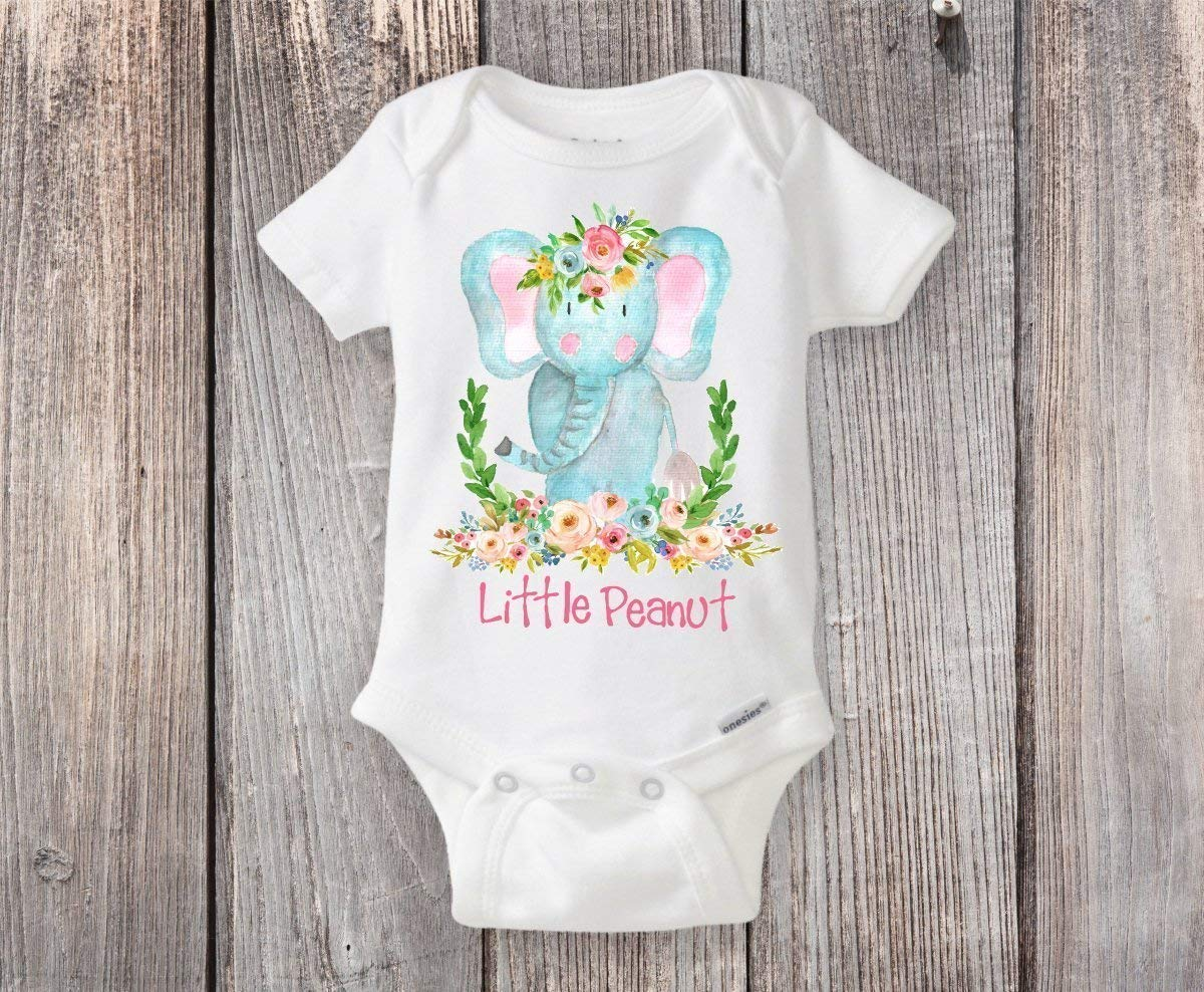CUSTOM PERSONALIZED Gerber Onesies Baby Shower Funny Infant T-SHIRT shirt