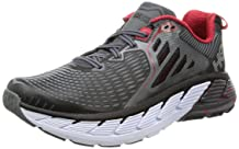 HOKA ONE ONE Men's Gaviota Running Shoe Black/Formula One Size 10.5 M US