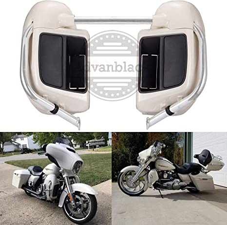 Water Pump Cover Fairing Fit For Harley Touring Electra Glide Ultra Classic 2014