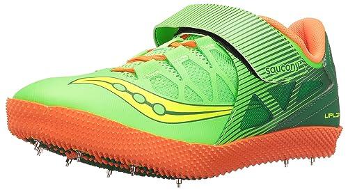 9483f6c1 Saucony Men's Uplift HJ2 Track Shoe: Amazon.co.uk: Shoes & Bags