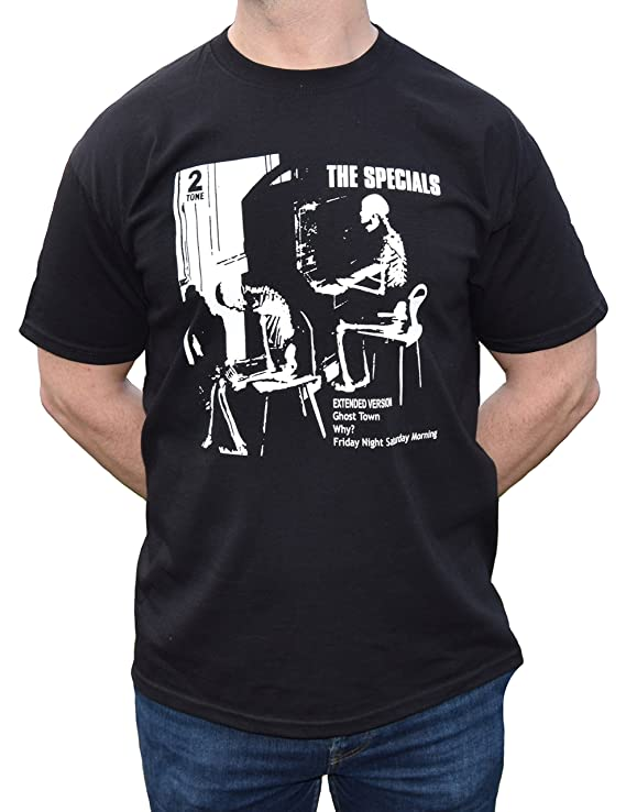 The Specials Ghost Town T Shirt