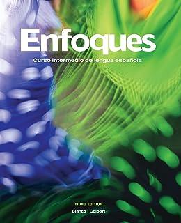 Enfoques second edition supersite.