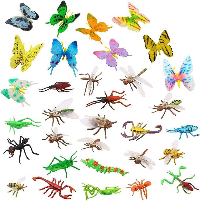 Visor de Insectos port/átil con Lupa para ni/ños Exploraci/ón al Aire Libre VGEBY1 Taza de observaci/ón de Insectos