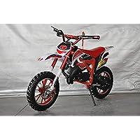 Mini Pitbike con motor de 49cc de 2