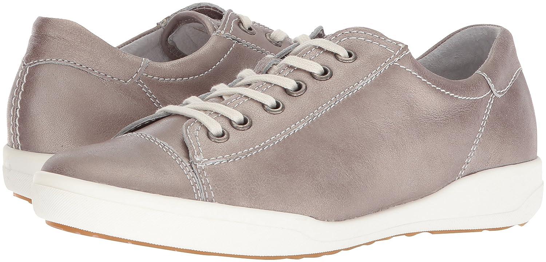 Josef Seibel Women's Sina 11 Fashion Sneaker B01KXWX3JO 38 EU/7-7.5 M US|Platino