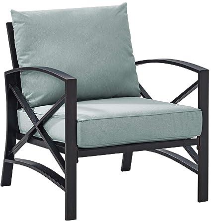 Pleasant Amazon Com Crosley Furniture Ko60007Bz Mi Kaplan Outdoor Pdpeps Interior Chair Design Pdpepsorg