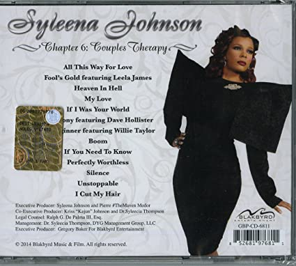 syleena johnson the way you hit on me