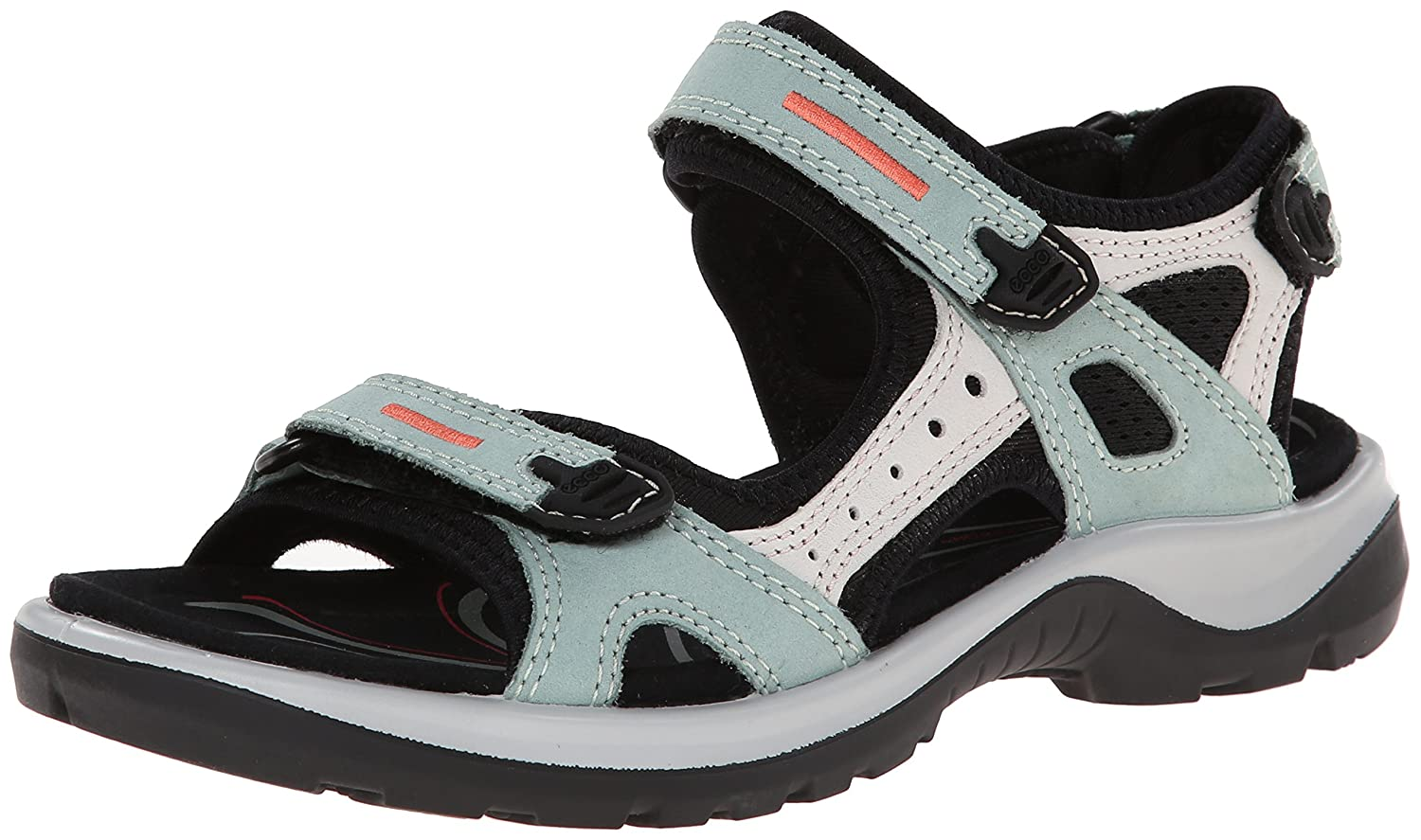 Ice Flower ECCO Women's Yucatan Sandal