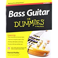 Bass Guitar For Dummies: Book + Online Video & Audio Instruction