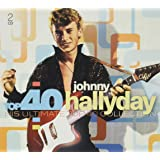 Top 40 - Johnny Hallyday [Import belge]