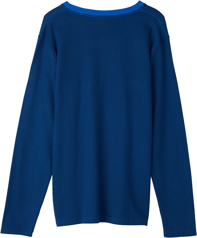 Little Blue House by Hatley Mens Long Sleeve Pajama Tee