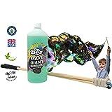 Dr Zigs Pompas de jabón gigantes - Starter kit para niños Extraordinary Bubbles