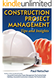Construction Project Management: Tips and Insights (English Edition)