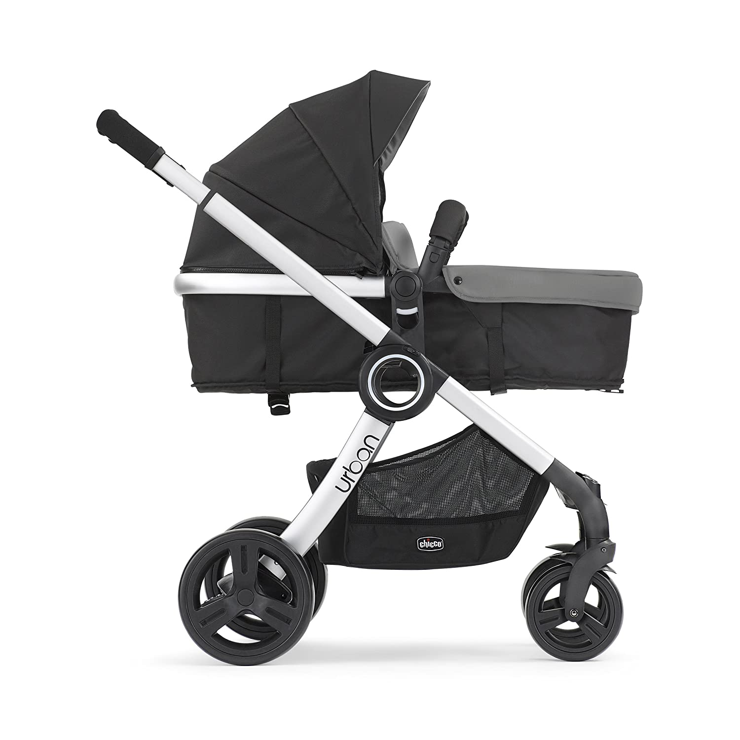 Amazon.com: Chicco Urban Stroller, Coal: Baby