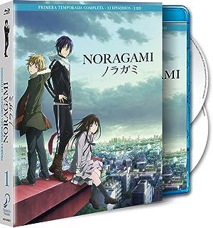 Noragami Temporada 1 Blu-Ray [Blu-ray]