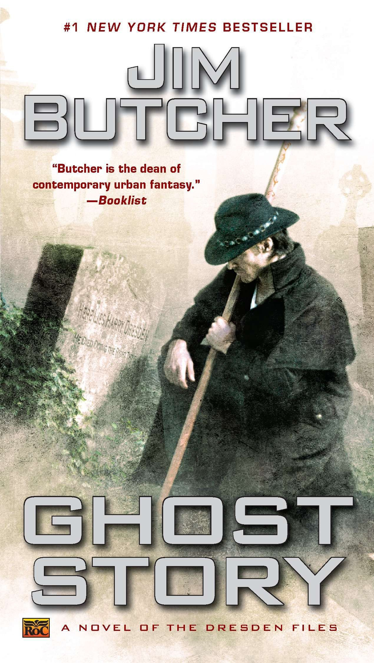 Download Ghost Story (Dresden Files) ebook