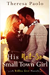 His Not-So Small Town Girl (A Willow Cove Novel, #2) Kindle Edition
