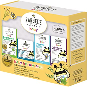 Amazon Com Zarbee S Naturals Baby Cough Syrup With Agave