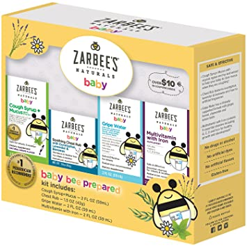 Zarbee's Naturals Baby Bee Prepared Kit,... by Zarbee's Naturals