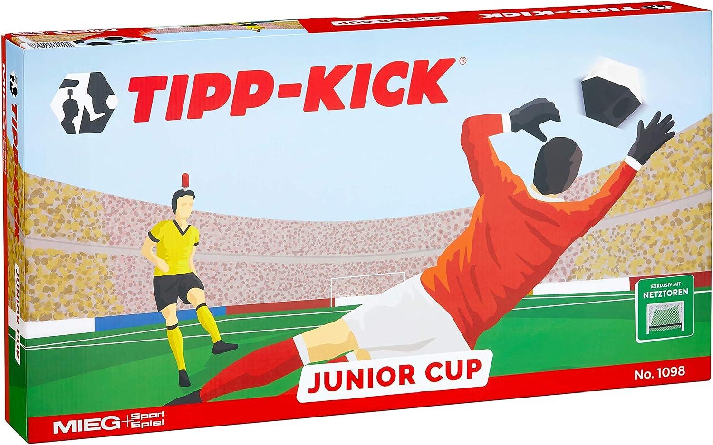 TIPP-KICK - Juego de Reflejos, 2 Jugadores (10907) (versión en alemán): Amazon.es: Juguetes y juegos