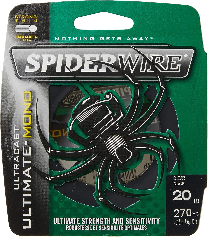 SpiderWire Ultracast Ultimate Mono