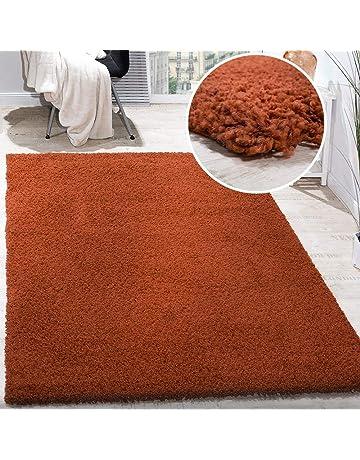 paco home hochflor shaggy langflor teppich versch farben u grossen top preis neu