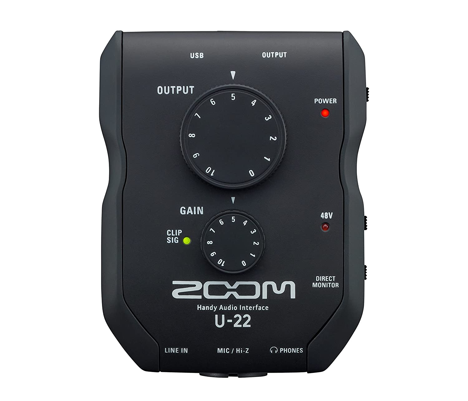 Zoom U-22 Handy Audio Interface Zoom - Canada